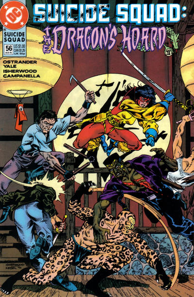 Cover for Suicide Squad (DC, 1987 series) #56