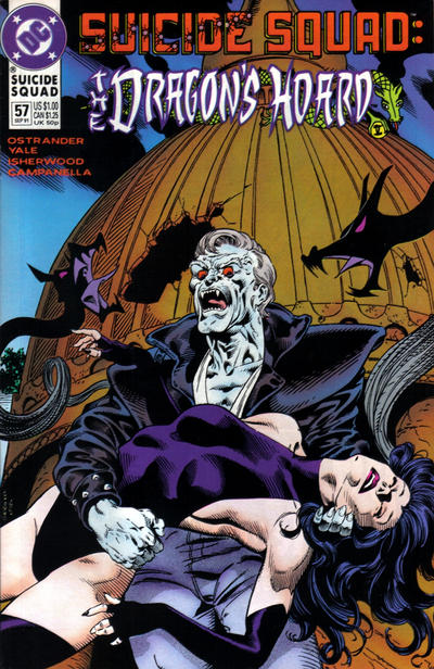 Cover for Suicide Squad (DC, 1987 series) #57