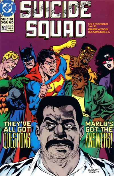 Cover for Suicide Squad (DC, 1987 series) #61