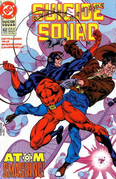 Cover for Suicide Squad (DC, 1987 series) #62
