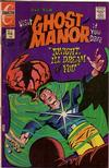 Cover for Ghost Manor (Charlton, 1971 series) #9