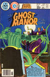 Cover for Ghost Manor (Charlton, 1971 series) #38