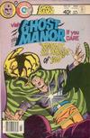 Cover for Ghost Manor (Charlton, 1971 series) #42