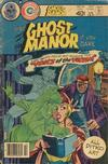 Cover for Ghost Manor (Charlton, 1971 series) #46