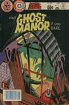 Cover for Ghost Manor (Charlton, 1971 series) #63