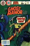 Cover for Ghost Manor (Charlton, 1971 series) #64