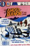 Cover for Ghost Manor (Charlton, 1971 series) #70