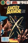 Cover for Ghost Manor (Charlton, 1971 series) #74