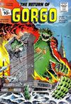 Cover for Gorgo (Charlton, 1961 series) #2