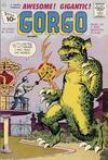 Cover for Gorgo (Charlton, 1961 series) #3