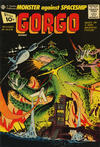 Cover for Gorgo (Charlton, 1961 series) #4