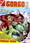 Cover for Gorgo (Charlton, 1961 series) #10