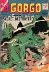 Cover for Gorgo (Charlton, 1961 series) #17