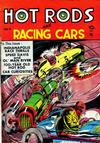 Cover for Hot Rods and Racing Cars (Charlton, 1951 series) #4
