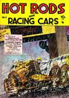 Cover for Hot Rods and Racing Cars (Charlton, 1951 series) #5