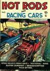 Cover for Hot Rods and Racing Cars (Charlton, 1951 series) #6