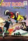 Cover for Hot Rods and Racing Cars (Charlton, 1951 series) #21