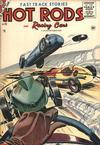 Cover for Hot Rods and Racing Cars (Charlton, 1951 series) #28