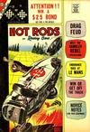 Cover for Hot Rods and Racing Cars (Charlton, 1951 series) #33