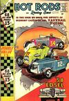 Cover for Hot Rods and Racing Cars (Charlton, 1951 series) #35