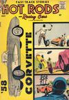 Cover for Hot Rods and Racing Cars (Charlton, 1951 series) #36