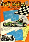 Cover for Hot Rods and Racing Cars (Charlton, 1951 series) #37