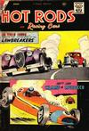 Cover for Hot Rods and Racing Cars (Charlton, 1951 series) #38