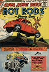 Cover for Hot Rods and Racing Cars (Charlton, 1951 series) #40