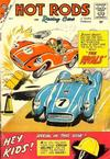 Cover for Hot Rods and Racing Cars (Charlton, 1951 series) #41