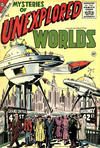Cover for Mysteries of Unexplored Worlds (Charlton, 1956 series) #2