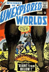 Cover for Mysteries of Unexplored Worlds (Charlton, 1956 series) #15