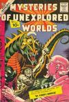 Cover for Mysteries of Unexplored Worlds (Charlton, 1956 series) #25