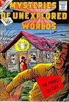 Cover for Mysteries of Unexplored Worlds (Charlton, 1956 series) #26