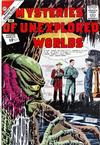 Cover for Mysteries of Unexplored Worlds (Charlton, 1956 series) #30
