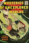 Cover for Mysteries of Unexplored Worlds (Charlton, 1956 series) #31
