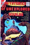 Cover for Mysteries of Unexplored Worlds (Charlton, 1956 series) #36