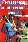 Cover for Mysteries of Unexplored Worlds (Charlton, 1956 series) #39