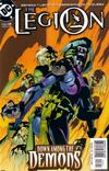 Cover for The Legion (DC, 2001 series) #18