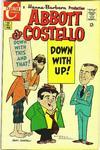 Cover for Abbott & Costello (Charlton, 1968 series) #1