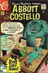 Cover for Abbott & Costello (Charlton, 1968 series) #2