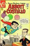 Cover for Abbott & Costello (Charlton, 1968 series) #3