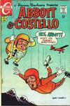 Cover for Abbott & Costello (Charlton, 1968 series) #5