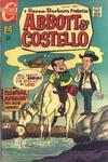 Cover for Abbott & Costello (Charlton, 1968 series) #7