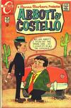 Cover for Abbott & Costello (Charlton, 1968 series) #8