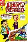 Cover for Abbott & Costello (Charlton, 1968 series) #10