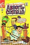 Cover for Abbott & Costello (Charlton, 1968 series) #12