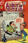 Cover for Abbott & Costello (Charlton, 1968 series) #14