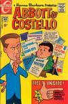 Cover for Abbott & Costello (Charlton, 1968 series) #18