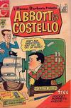 Cover for Abbott & Costello (Charlton, 1968 series) #20