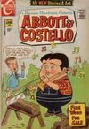 Cover for Abbott & Costello (Charlton, 1968 series) #21